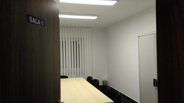 conference room number 1 with wardrobes