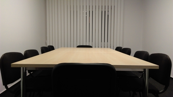 conference room number 1 for 10 persons